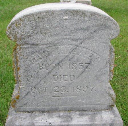 KELLEY, MARY I. - Burt County, Nebraska | MARY I. KELLEY - Nebraska Gravestone Photos