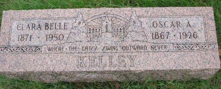 KELLEY, OSCAR A. - Burt County, Nebraska | OSCAR A. KELLEY - Nebraska Gravestone Photos