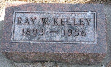 KELLEY, RAY W. - Burt County, Nebraska | RAY W. KELLEY - Nebraska Gravestone Photos