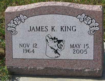 KING, JAMES K. - Burt County, Nebraska   JAMES K. KING - Nebraska Gravestone Photos