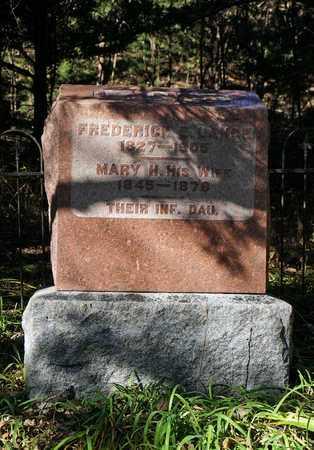 HOSKY LANGE, MARY - Burt County, Nebraska | MARY HOSKY LANGE - Nebraska Gravestone Photos