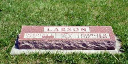 LARSON, DOROTHY I. - Burt County, Nebraska   DOROTHY I. LARSON - Nebraska Gravestone Photos
