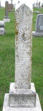 LARSON, ELLEN G. - Burt County, Nebraska | ELLEN G. LARSON - Nebraska Gravestone Photos