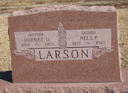 LARSON, NELS P. - Burt County, Nebraska | NELS P. LARSON - Nebraska Gravestone Photos
