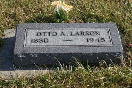 LARSON, OTTO A. - Burt County, Nebraska | OTTO A. LARSON - Nebraska Gravestone Photos
