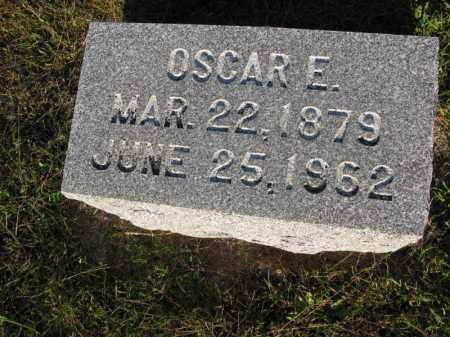 LARSON, OSCAR E. - Burt County, Nebraska   OSCAR E. LARSON - Nebraska Gravestone Photos
