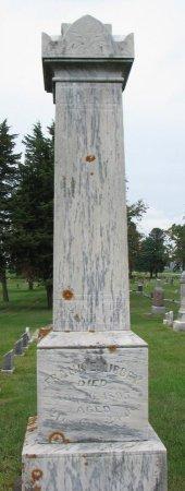 LIBBEY, FRANK E. - Burt County, Nebraska | FRANK E. LIBBEY - Nebraska Gravestone Photos