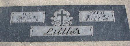 LITTLE, ROBERT - Burt County, Nebraska | ROBERT LITTLE - Nebraska Gravestone Photos