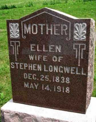 LONGWELL, ELLEN - Burt County, Nebraska   ELLEN LONGWELL - Nebraska Gravestone Photos