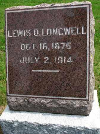 LONGWELL, LEWIS O. - Burt County, Nebraska | LEWIS O. LONGWELL - Nebraska Gravestone Photos