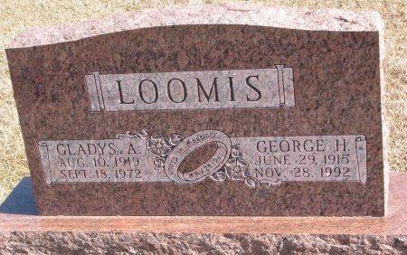 LOOMIS, GEORGE H. - Burt County, Nebraska   GEORGE H. LOOMIS - Nebraska Gravestone Photos