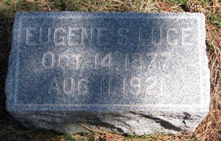 LUCE, EUGENE S. - Burt County, Nebraska | EUGENE S. LUCE - Nebraska Gravestone Photos