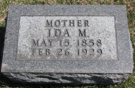 MCALLISTER, IDA M. - Burt County, Nebraska | IDA M. MCALLISTER - Nebraska Gravestone Photos