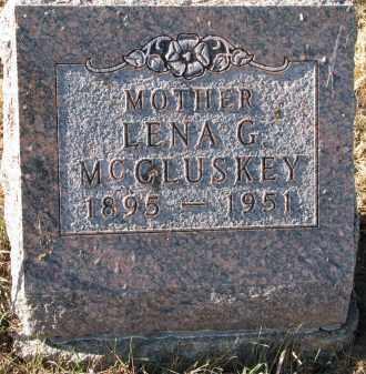 MCCLUSKEY, LENA G. - Burt County, Nebraska   LENA G. MCCLUSKEY - Nebraska Gravestone Photos