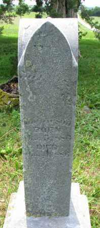 MENNELL, MATHISON? - Burt County, Nebraska | MATHISON? MENNELL - Nebraska Gravestone Photos