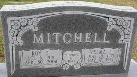 MITCHELL, ROY E. - Burt County, Nebraska | ROY E. MITCHELL - Nebraska Gravestone Photos