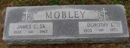 MOBLEY, DOROTHY L. - Burt County, Nebraska | DOROTHY L. MOBLEY - Nebraska Gravestone Photos