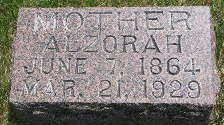 MOSEMAN, ALZORAH - Burt County, Nebraska | ALZORAH MOSEMAN - Nebraska Gravestone Photos
