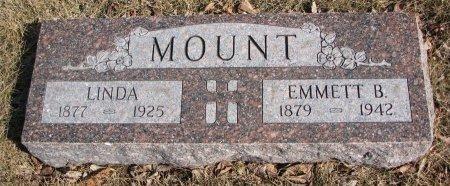MOUNT, LINDA - Burt County, Nebraska   LINDA MOUNT - Nebraska Gravestone Photos