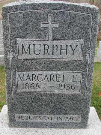 MURPHY, MARGARET E. - Burt County, Nebraska | MARGARET E. MURPHY - Nebraska Gravestone Photos