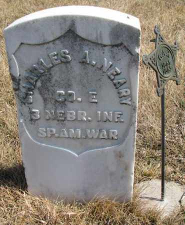 NEARY, CHARLES A. - Burt County, Nebraska | CHARLES A. NEARY - Nebraska Gravestone Photos