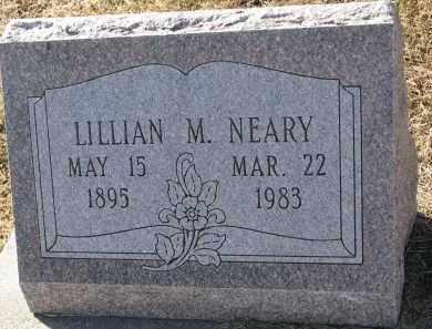 NEARY, LILLIAN M. - Burt County, Nebraska | LILLIAN M. NEARY - Nebraska Gravestone Photos