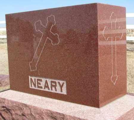NEARY, PLOT - Burt County, Nebraska   PLOT NEARY - Nebraska Gravestone Photos