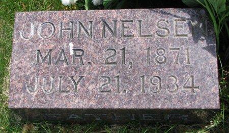 NELSEN, JOHN - Burt County, Nebraska | JOHN NELSEN - Nebraska Gravestone Photos