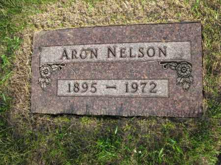 NELSON, ARON - Burt County, Nebraska | ARON NELSON - Nebraska Gravestone Photos