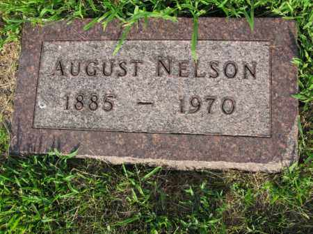 NELSON, AUGUST - Burt County, Nebraska | AUGUST NELSON - Nebraska Gravestone Photos