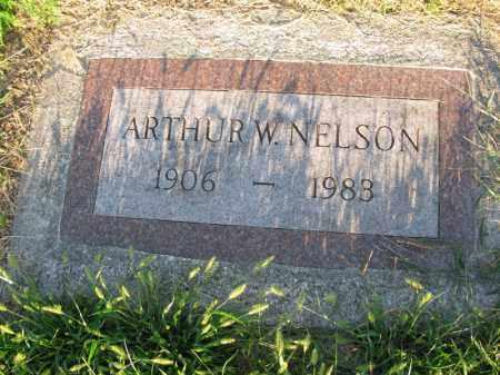 NELSON, ARTHUR W. - Burt County, Nebraska | ARTHUR W. NELSON - Nebraska Gravestone Photos