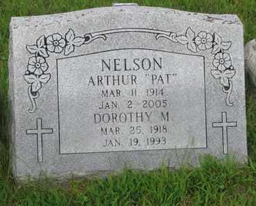 NELSON, DOROTHY M. - Burt County, Nebraska | DOROTHY M. NELSON - Nebraska Gravestone Photos