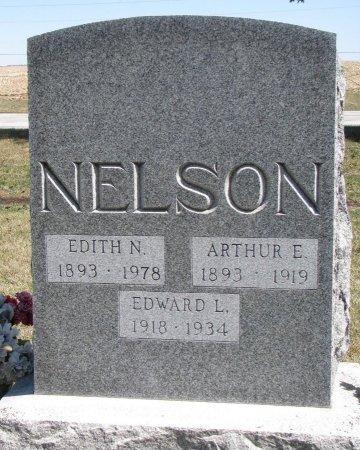 NELSON, EDITH N. - Burt County, Nebraska | EDITH N. NELSON - Nebraska Gravestone Photos