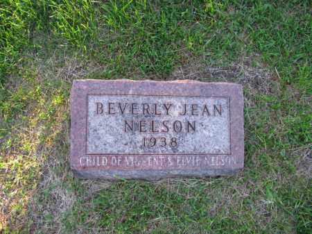 NELSON, BEVERLY JEAN - Burt County, Nebraska   BEVERLY JEAN NELSON - Nebraska Gravestone Photos