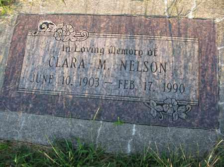 NELSON, CLARA M. - Burt County, Nebraska | CLARA M. NELSON - Nebraska Gravestone Photos