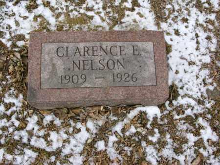 NELSON, CLARENCE E. - Burt County, Nebraska   CLARENCE E. NELSON - Nebraska Gravestone Photos