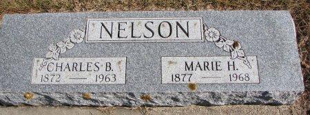 NELSON, MARIE H. - Burt County, Nebraska | MARIE H. NELSON - Nebraska Gravestone Photos