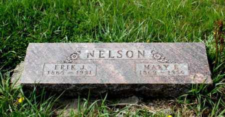 NELSON, ERIK J. - Burt County, Nebraska | ERIK J. NELSON - Nebraska Gravestone Photos