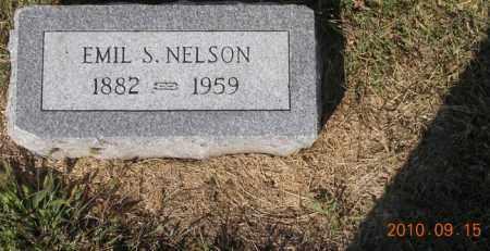 NELSON, EMIL - Burt County, Nebraska   EMIL NELSON - Nebraska Gravestone Photos