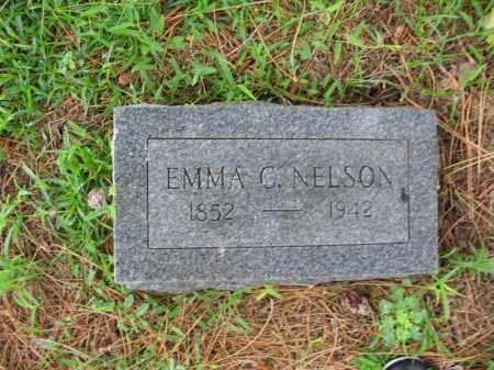 NELSON, EMMA C. - Burt County, Nebraska | EMMA C. NELSON - Nebraska Gravestone Photos