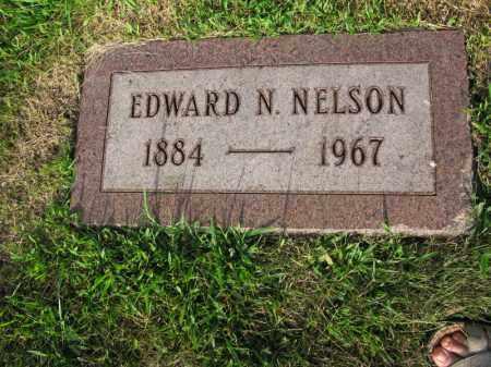NELSON, EDWARD N. - Burt County, Nebraska | EDWARD N. NELSON - Nebraska Gravestone Photos