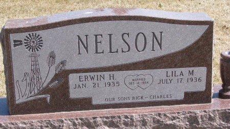 NELSON, ERWIN H. - Burt County, Nebraska | ERWIN H. NELSON - Nebraska Gravestone Photos