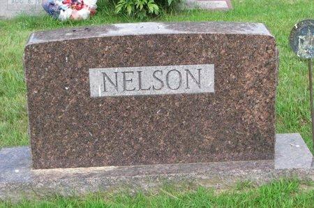 NELSON, (FAMILY MONUMENT) - Burt County, Nebraska | (FAMILY MONUMENT) NELSON - Nebraska Gravestone Photos