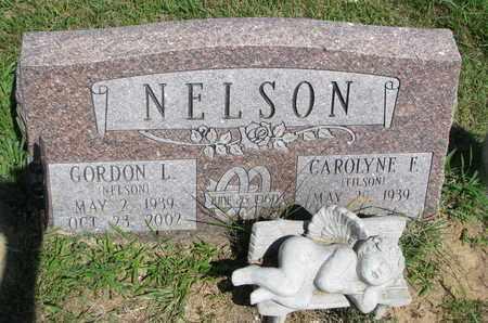 NELSON, GORDON L. - Burt County, Nebraska | GORDON L. NELSON - Nebraska Gravestone Photos