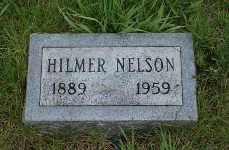 NELSON, HILMER - Burt County, Nebraska | HILMER NELSON - Nebraska Gravestone Photos