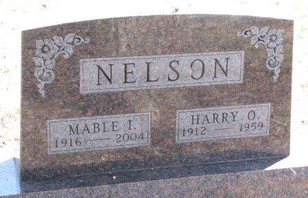 NELSON, HARRY O. - Burt County, Nebraska | HARRY O. NELSON - Nebraska Gravestone Photos