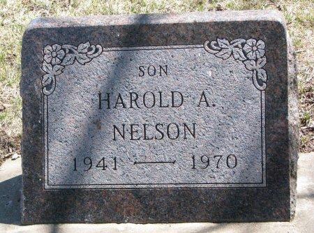 NELSON, HAROLD A. - Burt County, Nebraska   HAROLD A. NELSON - Nebraska Gravestone Photos