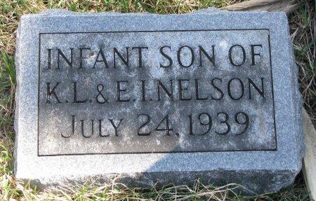 NELSON, INFANT SON - Burt County, Nebraska   INFANT SON NELSON - Nebraska Gravestone Photos