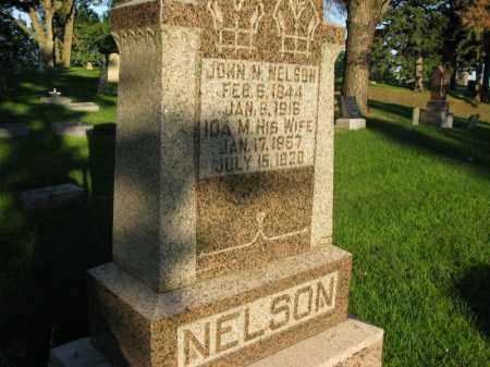 NELSON, IDA M. - Burt County, Nebraska | IDA M. NELSON - Nebraska Gravestone Photos
