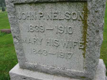 NELSON, JOHN P. - Burt County, Nebraska | JOHN P. NELSON - Nebraska Gravestone Photos
